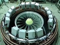 Вентилятор двигателя ПД-14 испытан на птицестойкость