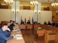 Состоялось заседание Совета технической инспекции ФП РБ