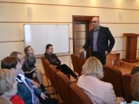Встреча с профактивом Агрегата