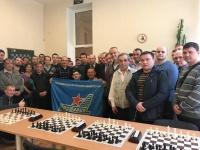 Состоялся турнир по молниеносным шахматам