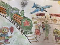 Подведены итоги конкурса детского рисунка
