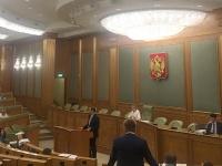 Совместное заседание в Доме Правительства РФ